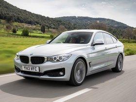 Ver foto 17 de BMW Serie 3 Gran Turismo 318d Sport Line F34 UK 2013