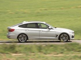 Ver foto 11 de BMW Serie 3 Gran Turismo 318d Sport Line F34 UK 2013
