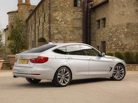 Ver foto 10 de BMW Serie 3 Gran Turismo 318d Sport Line F34 UK 2013