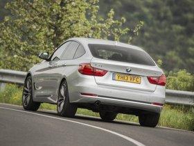 Ver foto 9 de BMW Serie 3 Gran Turismo 318d Sport Line F34 UK 2013