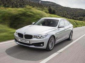 Ver foto 8 de BMW Serie 3 Gran Turismo 318d Sport Line F34 UK 2013