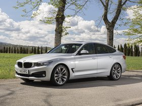 Ver foto 7 de BMW Serie 3 Gran Turismo 318d Sport Line F34 UK 2013
