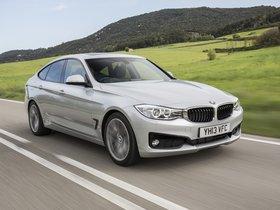 Ver foto 5 de BMW Serie 3 Gran Turismo 318d Sport Line F34 UK 2013