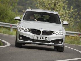 Ver foto 4 de BMW Serie 3 Gran Turismo 318d Sport Line F34 UK 2013