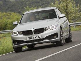 Ver foto 3 de BMW Serie 3 Gran Turismo 318d Sport Line F34 UK 2013
