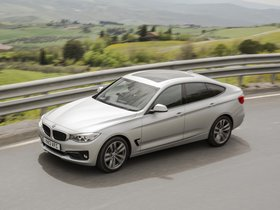 Ver foto 2 de BMW Serie 3 Gran Turismo 318d Sport Line F34 UK 2013