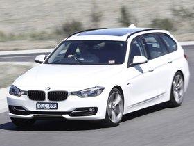 Ver foto 3 de BMW Serie 3 318d Touring Sport Line F31 Australia 2013