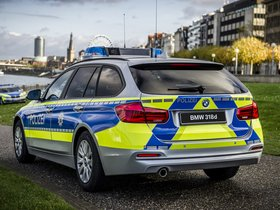 Ver foto 6 de BMW Serie 3 Touring 318d xDrive Polizei F31 2016