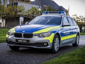 Ver foto 5 de BMW Serie 3 Touring 318d xDrive Polizei F31 2016