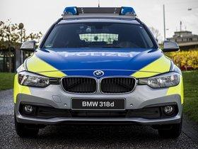 Ver foto 4 de BMW Serie 3 Touring 318d xDrive Polizei F31 2016