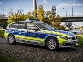 Ver foto 3 de BMW Serie 3 Touring 318d xDrive Polizei F31 2016