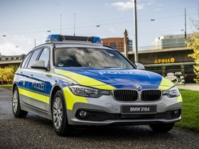 Fotos de BMW Serie 3 Touring 318d xDrive Polizei F31 2016