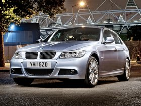 Ver foto 2 de BMW Serie 3 318i Sedan Performance Edition E90 UK 2011