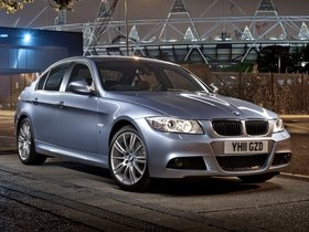 Ver foto 1 de BMW Serie 3 318i Sedan Performance Edition E90 UK 2011