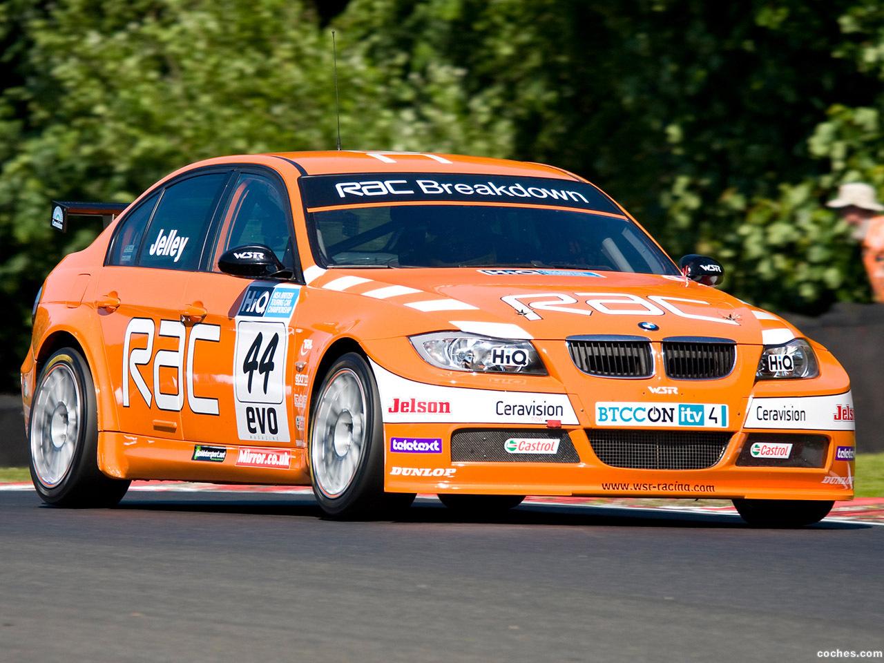 Foto 0 de BMW Serie 3 E90 320SI BTCC 2009