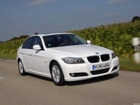 Ver foto 4 de BMW Series 3 E90 320d EfficientDynamics Edition 2009