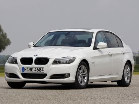 Fotos de BMW Series 3 E90 320d EfficientDynamics Edition 2009
