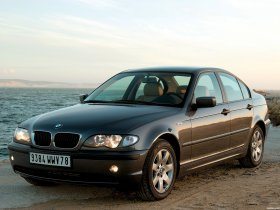 Fotos de BMW Serie 3 E46 320d Sedan E46 2001