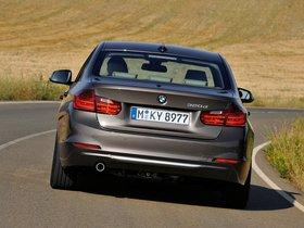 Ver foto 4 de BMW Serie 3 320d Sedan Modern Line F30 2012