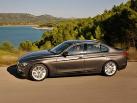 Ver foto 2 de BMW Serie 3 320d Sedan Modern Line F30 2012