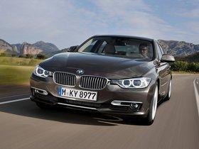 Fotos de BMW Serie 3 320d Sedan Modern Line F30 2012