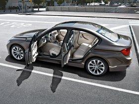 Ver foto 11 de BMW Serie 3 320d Sedan Modern Line F30 2012