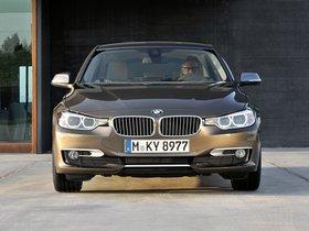 Ver foto 10 de BMW Serie 3 320d Sedan Modern Line F30 2012