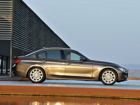 Ver foto 9 de BMW Serie 3 320d Sedan Modern Line F30 2012