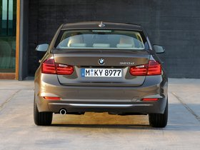 Ver foto 8 de BMW Serie 3 320d Sedan Modern Line F30 2012