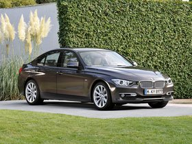 Ver foto 7 de BMW Serie 3 320d Sedan Modern Line F30 2012