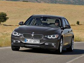 Ver foto 6 de BMW Serie 3 320d Sedan Modern Line F30 2012
