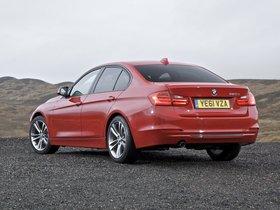 Ver foto 5 de BMW Serie 3 320d Sedan Sport Line F30 UK 2012