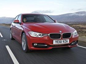 Ver foto 3 de BMW Serie 3 320d Sedan Sport Line F30 UK 2012
