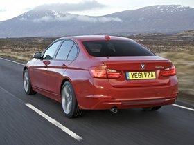 Ver foto 2 de BMW Serie 3 320d Sedan Sport Line F30 UK 2012