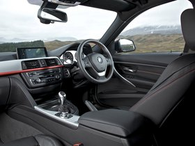 Ver foto 14 de BMW Serie 3 320d Sedan Sport Line F30 UK 2012