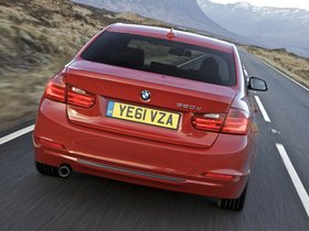 Ver foto 13 de BMW Serie 3 320d Sedan Sport Line F30 UK 2012