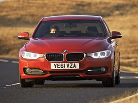 Ver foto 11 de BMW Serie 3 320d Sedan Sport Line F30 UK 2012