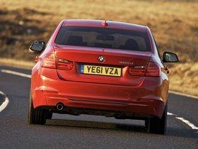 Ver foto 10 de BMW Serie 3 320d Sedan Sport Line F30 UK 2012