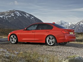 Ver foto 8 de BMW Serie 3 320d Sedan Sport Line F30 UK 2012