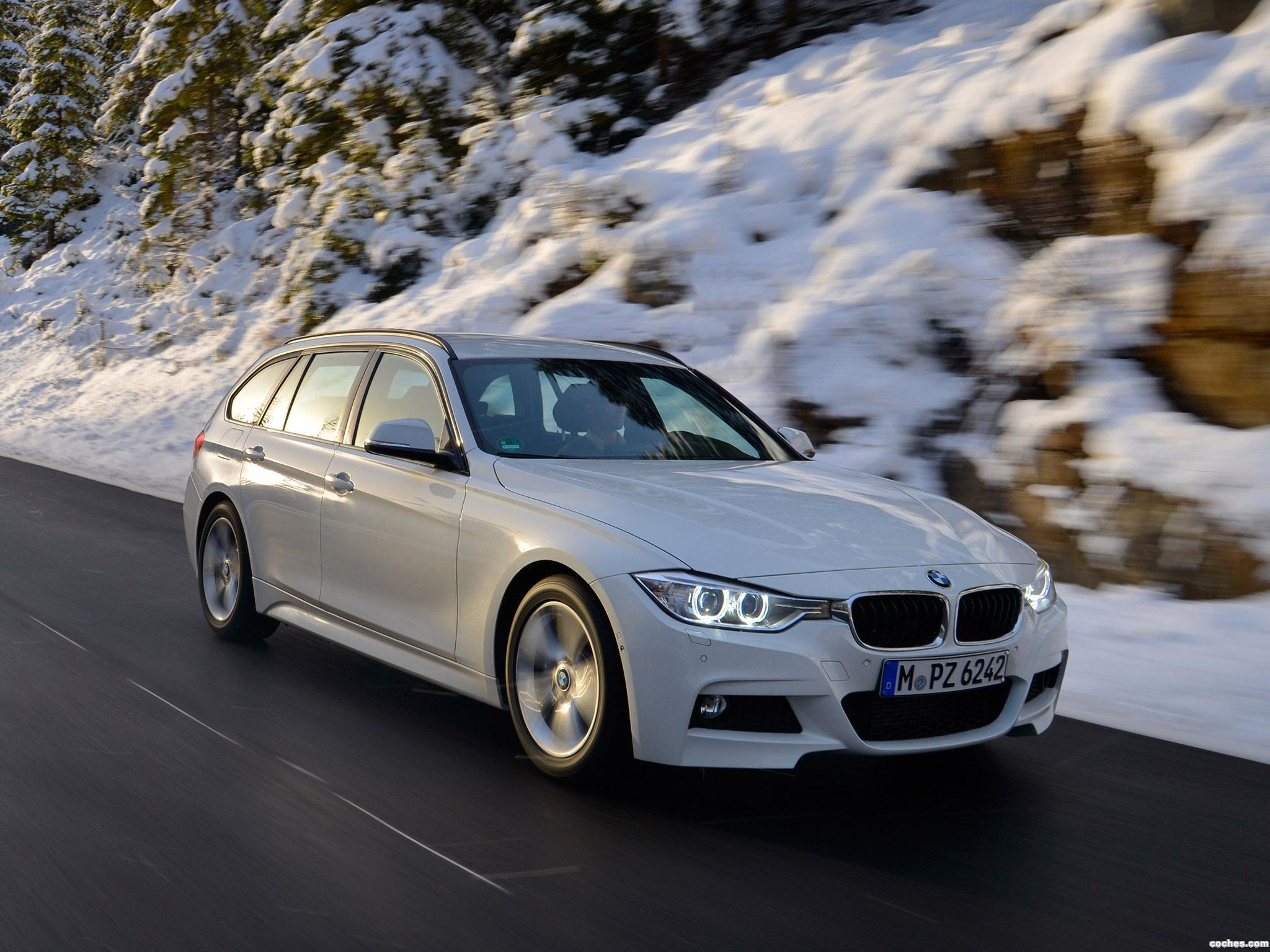 Foto 0 de BMW Serie 3 320d xDrive Touring M Sports Package F31 2013