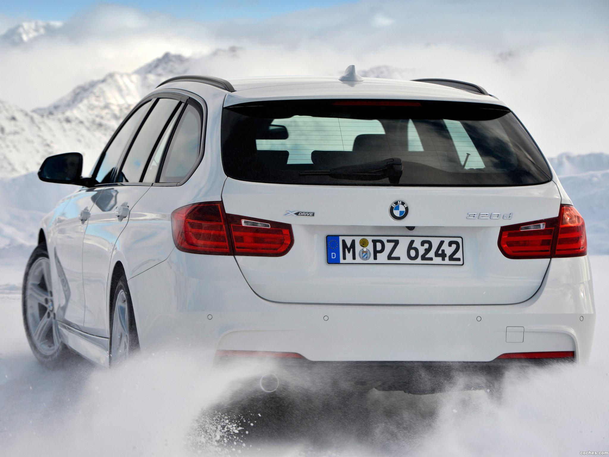 Foto 9 de BMW Serie 3 320d xDrive Touring M Sports Package F31 2013