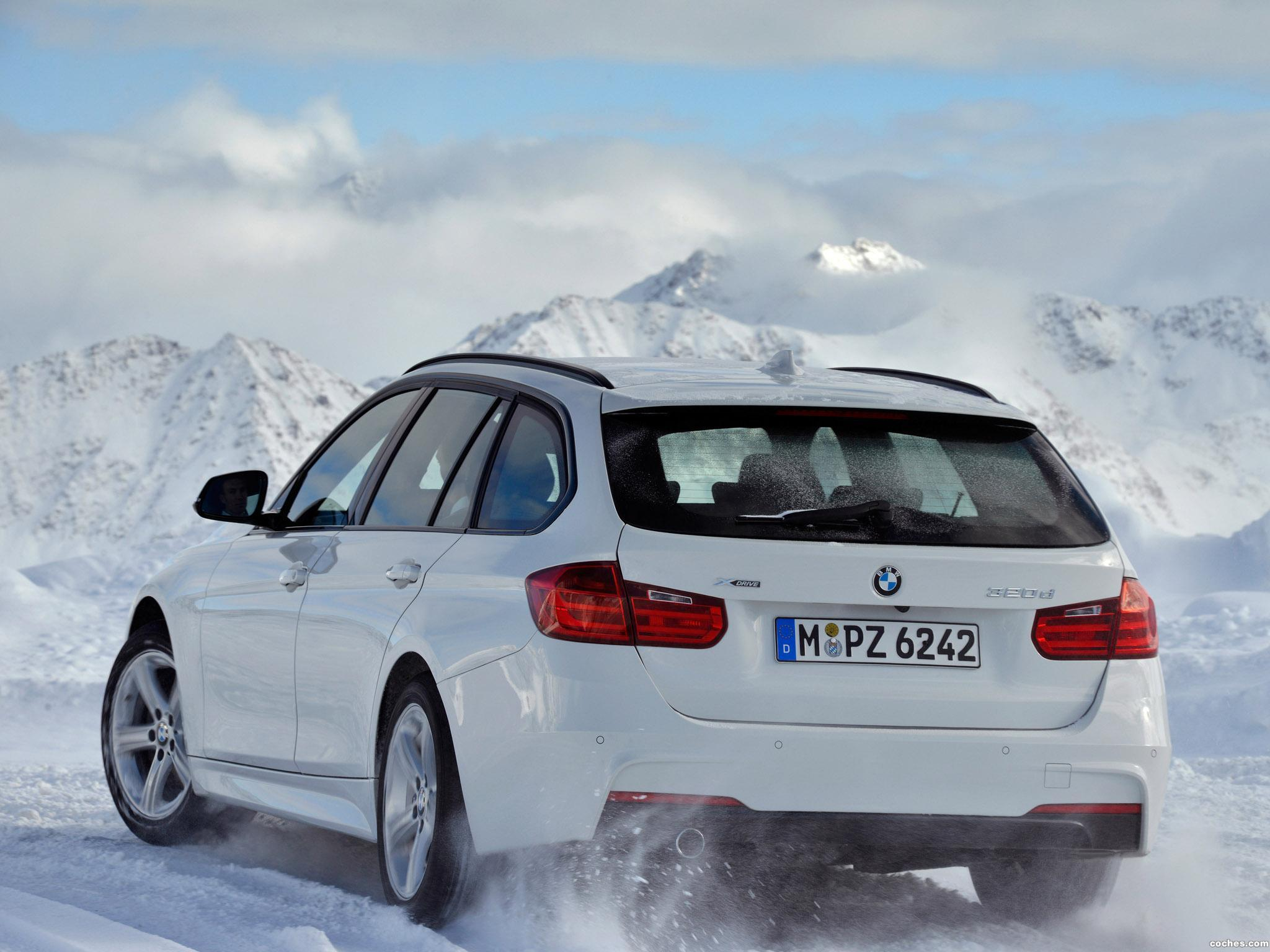 Foto 8 de BMW Serie 3 320d xDrive Touring M Sports Package F31 2013