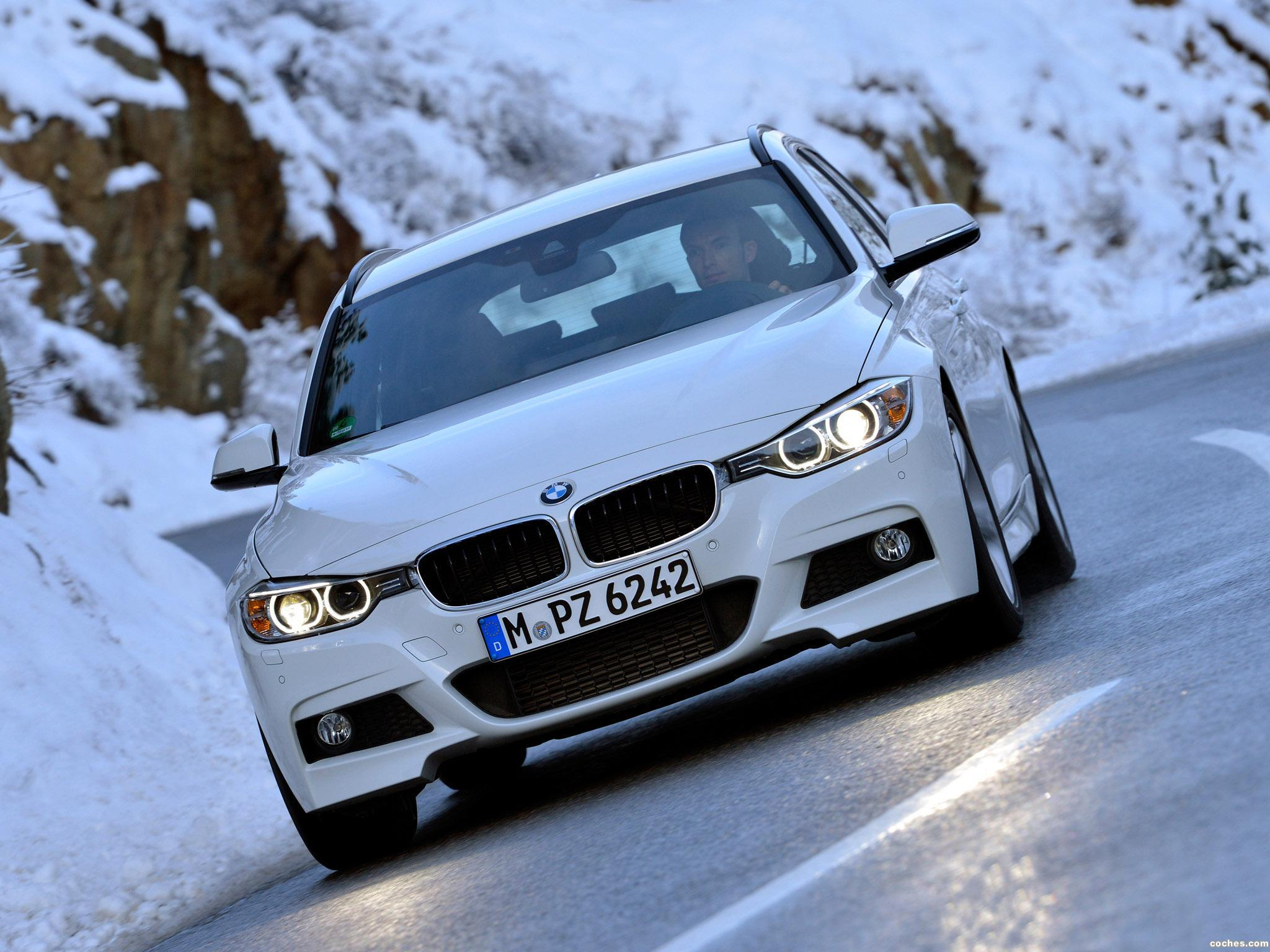 Foto 4 de BMW Serie 3 320d xDrive Touring M Sports Package F31 2013