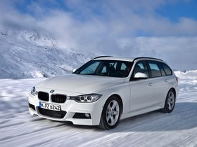 Ver foto 11 de BMW Serie 3 320d xDrive Touring M Sports Package F31 2013