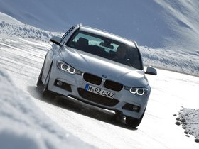 Ver foto 8 de BMW Serie 3 320d xDrive Touring M Sports Package F31 2013