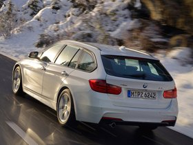 Ver foto 6 de BMW Serie 3 320d xDrive Touring M Sports Package F31 2013