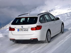 Ver foto 4 de BMW Serie 3 320d xDrive Touring M Sports Package F31 2013