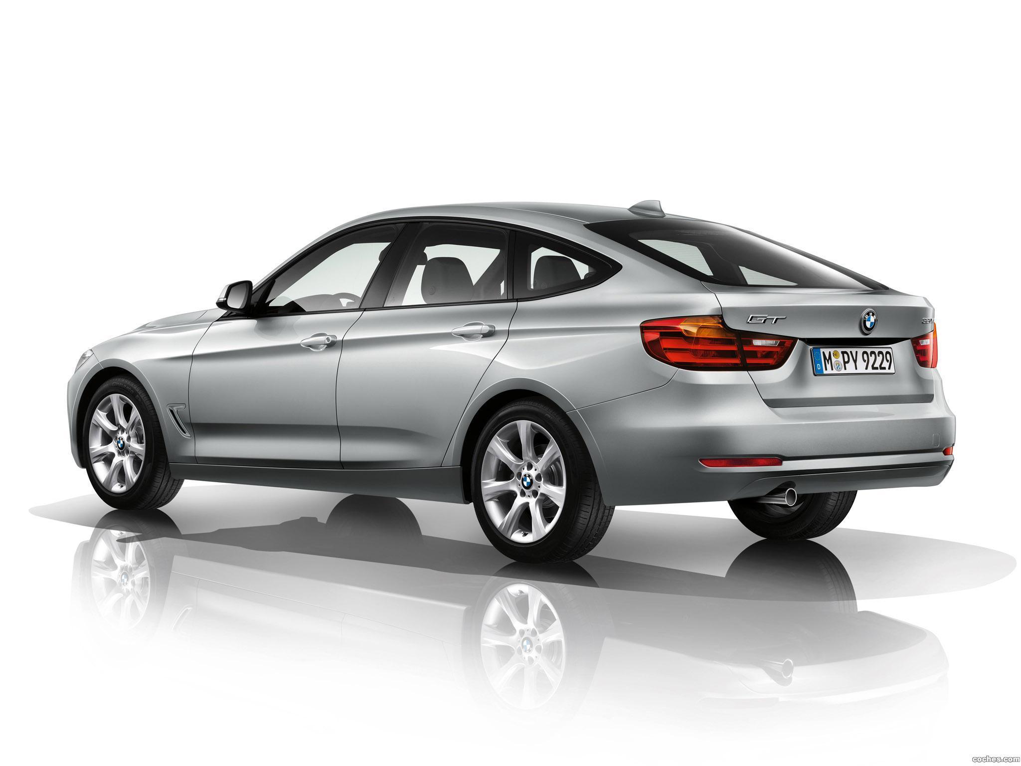 Foto 1 de BMW Serie 3 Gran Turismo 320i F34 2013