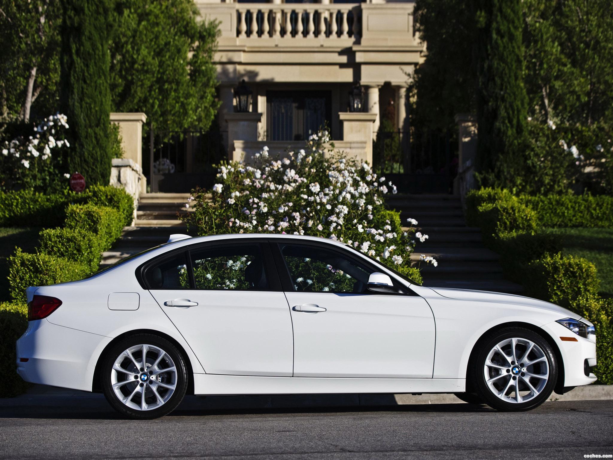 Foto 1 de BMW Serie 3 320i Sedan F30 USA 2013
