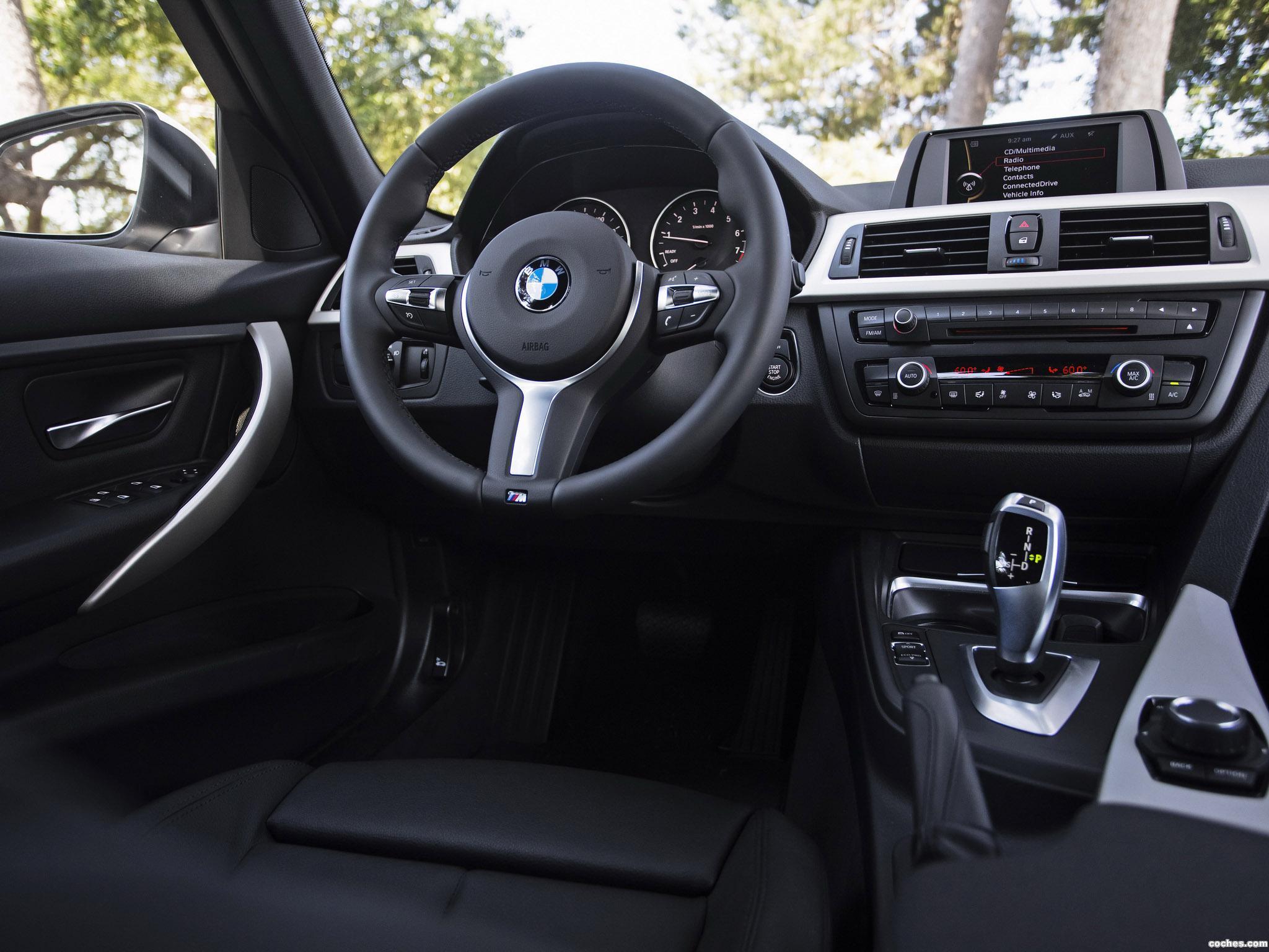 Foto 18 de BMW Serie 3 320i Sedan F30 USA 2013